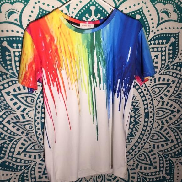 2daa8732deec3 Men's Rainbow